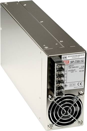 AC/DC-Netzteilbaustein, geschlossen Mean Well SP-750-12 12 V/DC 62.5 A 750 W