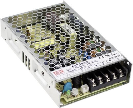AC/DC-Netzteilbaustein, geschlossen Mean Well RSP-75-7.5 3.3 V/DC 15 A 49 W