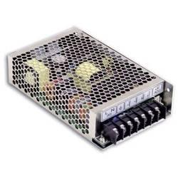 Zabudovateľný sieťový zdroj AC/DC, uzavretý Mean Well HRPG-150-15, 15 V/DC, 10 A, 150 W