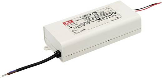 LED-Treiber Konstantstrom Mean Well PCD-40-1750B 40 W (max) 1.75 A 13 - 23 V/DC dimmbar