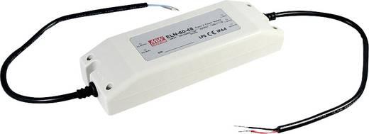 LED-Trafo, LED-Treiber Konstantspannung, Konstantstrom Mean Well ELN-60-9 45 W (max) 5 A 9 - 12 V/DC nicht dimmbar