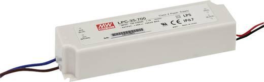 LED-Treiber Konstantstrom Mean Well LPC-35-1050 31.5 W (max) 1.05 A 9 - 30 V/DC Überlastschutz, nicht dimmbar