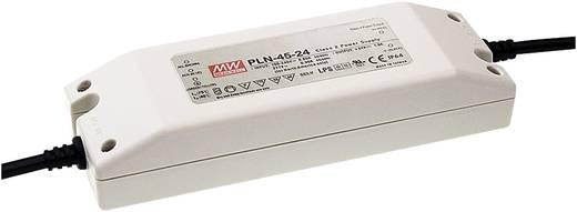 LED-Treiber, LED-Trafo Konstantspannung, Konstantstrom Mean Well PLN-45-12 45 W 3.8 A 9 - 12 V/DC nicht dimmbar, PFC-Sch