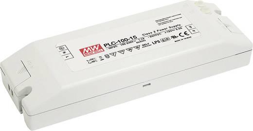 LED-Treiber, LED-Trafo Konstantspannung, Konstantstrom Mean Well PLC-100-24 96 W 0 - 4 A 24 V/DC nicht dimmbar, PFC-Scha