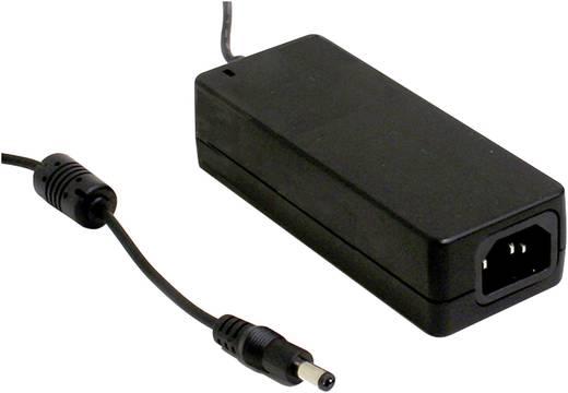 Tischnetzteil, Festspannung Mean Well GSM40A15-P1J 15 V/DC 2.67 A 40 W