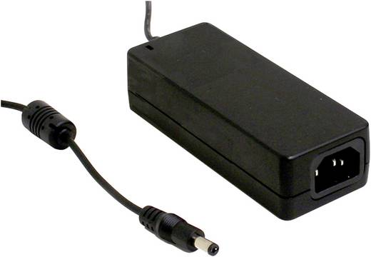 Tischnetzteil, Festspannung Mean Well GSM40A48-P1J 48 V/DC 0.84 A 40 W