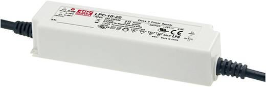 LED-Treiber, LED-Trafo Konstantspannung, Konstantstrom Mean Well LPF-16-42 16.38 W 0.39 A 23.1 - 42 V/DC nicht dimmbar,