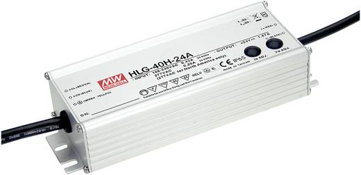 LED-Treiber Konstantstrom Mean Well HLG-40H-24A 40 W (max) 1.67 A 14.4 - 24 V/DC dimmbar