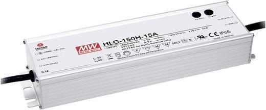 LED-Treiber, LED-Trafo Konstantspannung, Konstantstrom Mean Well HLG-150H-12A 150 W (max) 12.5 A 6 - 12 V/DC Überlastsch
