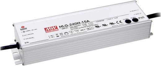 LED-Treiber, LED-Trafo Konstantspannung, Konstantstrom Mean Well HLG-240H-36 241 W 6.7 A 18 - 36 V/DC dimmbar, PFC-Schal
