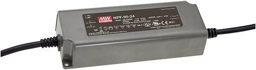 LED-Treiber Konstantstrom Mean Well NPF-90-12 90 W (max) 7.5 A 7.2 - 12 V/DC PFC-Schaltkreis, Überlastschutz, dimmbar