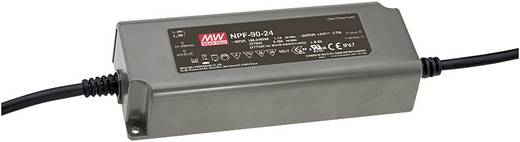 Mean Well NPF-90-30 LED-Treiber, LED-Trafo Konstantspannung, Konstantstrom 90 W 3 A 18 - 30 V/DC nicht dimmbar, PFC-Scha