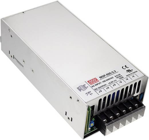 AC/DC-Netzteilbaustein, geschlossen Mean Well MSP-600-15 645 W