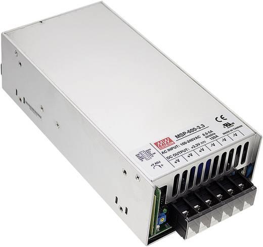 AC/DC-Netzteilbaustein, geschlossen Mean Well MSP-600-3.3 396 W