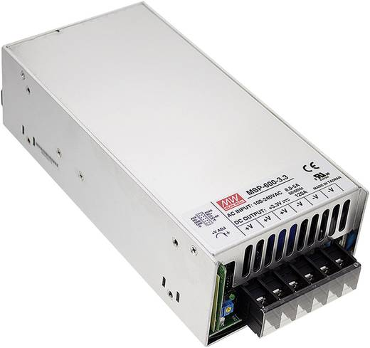 AC/DC-Netzteilbaustein, geschlossen Mean Well MSP-600-5 600 W
