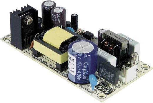 AC/DC-Netzteilbaustein, open frame Mean Well PS-15-15 15 V/DC 1 A