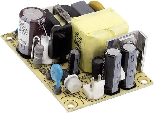 AC/DC-Netzteilbaustein, open frame Mean Well EPS-15-5 5 V/DC 3 A