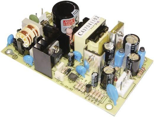AC/DC-Netzteilbaustein, open frame Mean Well PD-25A