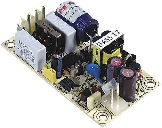 AC/DC-Netzteilbaustein, open frame Mean Well PS-05-12 12 V/DC 0.45 A