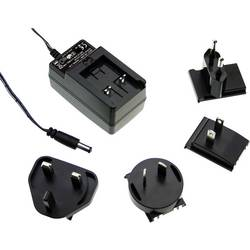 Zásuvkový adaptér so stálym napätím Mean Well GE30I18-P1J, 30 W, 1660 mA