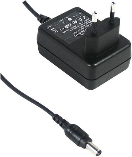 Steckernetzteil, Festspannung Mean Well GS12E12-P1I 12 V/DC 1000 mA 12 W