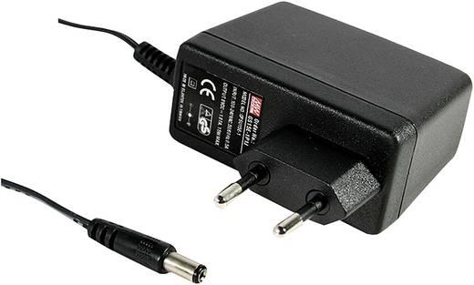 Steckernetzteil, Festspannung Mean Well GS15E-11P1J 7.5 V/DC 1600 mA 12 W