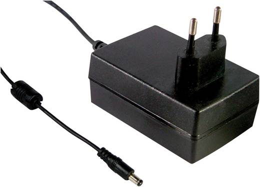 Steckernetzteil, Festspannung Mean Well GSM36E15-P1J 15 V/DC 2400 mA 36 W