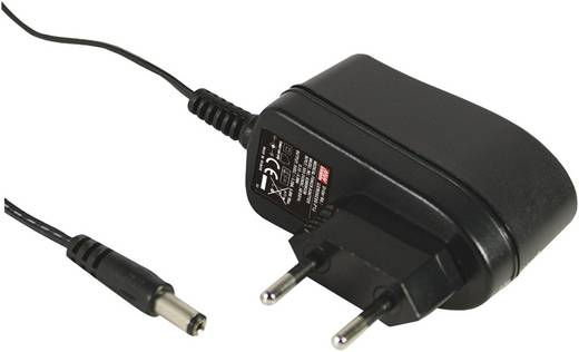 Steckernetzteil, Festspannung Mean Well GSM06E06-P1J 6 V/DC 1000 mA 6 W