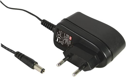 Steckernetzteil, Festspannung Mean Well GSM06E07-P1J 7.5 V/DC 800 mA 6 W