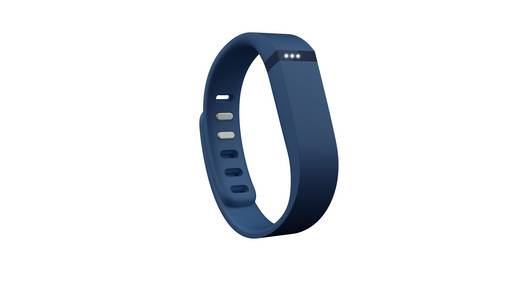 Fitness-Tracker FitBit Flex Uni Blau