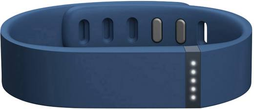 Fitness-Tracker FitBit Flex Größe=Uni Navy