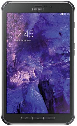 Samsung Galaxy Tab Active Android-Tablet 20.3 cm (8 Zoll) 16 GB Wi-Fi, GSM/2G, UMTS/3G, LTE/4G Titanium, Grün Qualcomm®