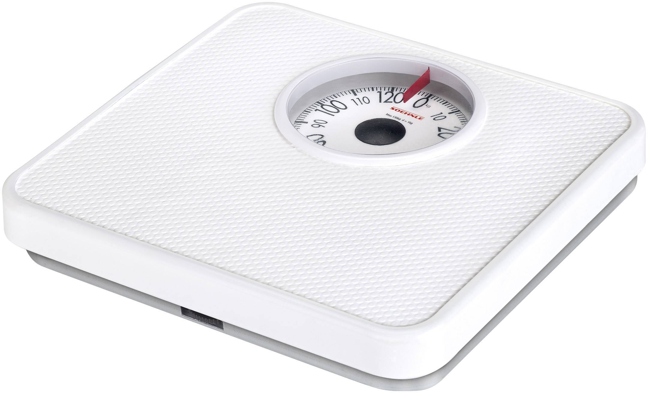Gentil Analog Bathroom Scales Soehnle PWA Tempo Weight Rangeu003d130 Kg Whi