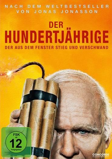 DVD Der Hundertjährige, der aus dem Fenster stieg und verschwand FSK: 12