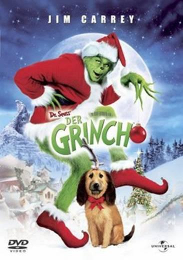 DVD Der Grinch FSK: 6