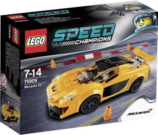 lego speed champions 75909 mclaren p1 kaufen. Black Bedroom Furniture Sets. Home Design Ideas
