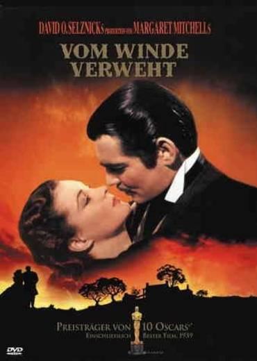 DVD Vom Winde verweht FSK: 12