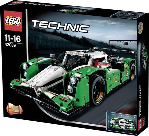 lego technic 42039 langstrecken rennwagen. Black Bedroom Furniture Sets. Home Design Ideas