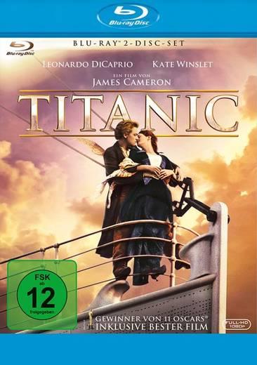 blu-ray Titanic FSK: 12