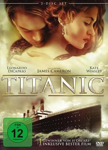 DVD Titanic FSK: 12