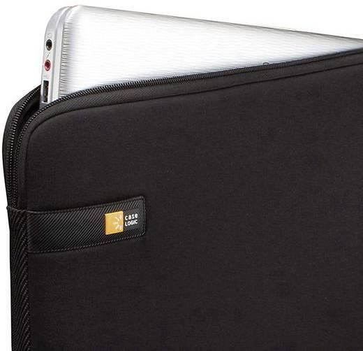 """case LOGIC® Notebook Hülle Laps 116 Passend für maximal: 39,6 cm (15,6"""") Schwarz"""