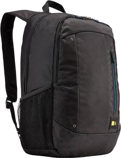 """case LOGIC® Notebook Rucksack Jaunt Passend für maximal: 39,6 cm (15,6"""") Schwarz"""