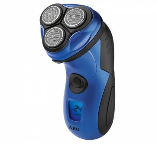 Rotationsrasierer AEG HR 5655 Blau