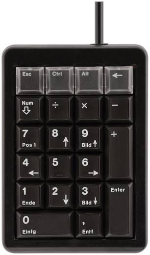 USB-Nummernblock CHERRY Nummerische Tastaur Schwarz