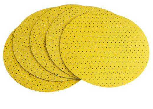 Schleifpapier für Tellerschleifgerät Körnung 180 (Ø) 225 mm Flex 311987 25 St.