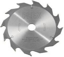 Lame de scie circulaire dm 160mm, 12Z CS34 Flex 271888 Diamètre: 160 mm Nombre de dents (par pouce): 12 Épaisseur:1.8 mm