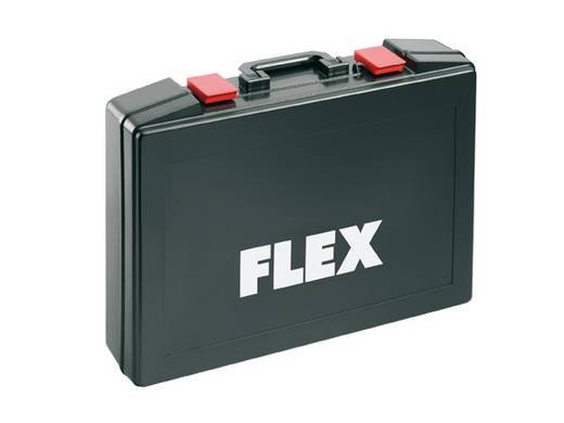 Maschinenkoffer Flex 319066 ABS Schwarz