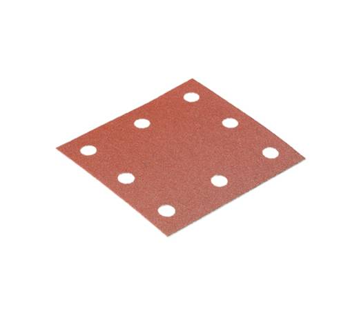 Schwingschleifpapier Körnung 120 (L x B) 115 mm x 105 mm Flex 332801 25 St.