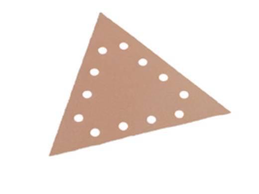 Deltaschleifpapier Körnung 100 Flex 348570 25 St.