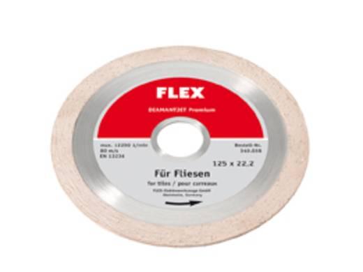 Diamantjet - Diamanttrennscheibe Premium Fliese Flex 349038 Durchmesser 125 mm 1 St.